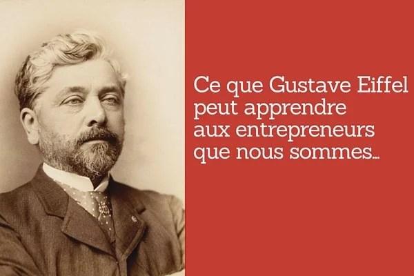 eiffel entrepreneur