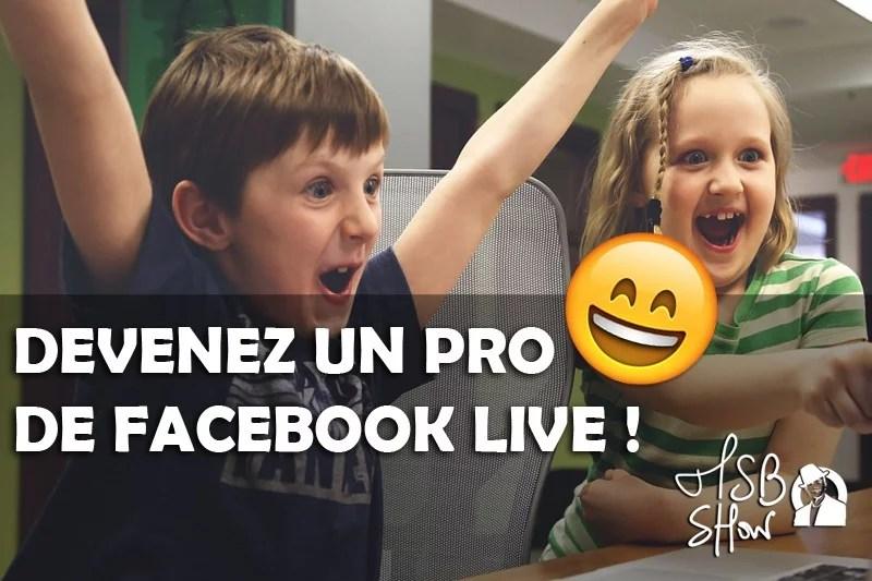 Facebook Live meilleur que Youtube ?