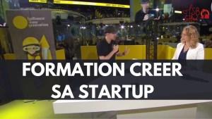 Formation créer startup