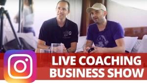 live coaching business show gary vee