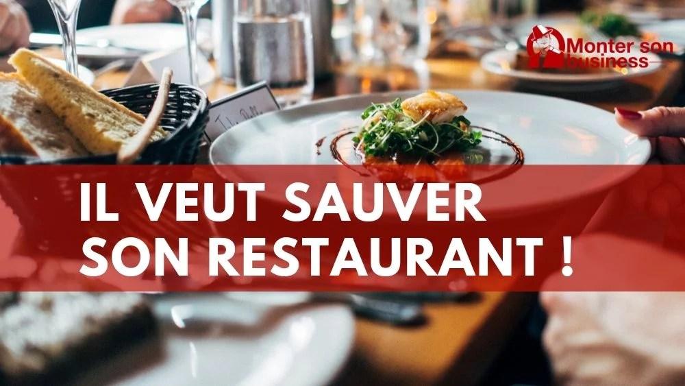 comment sauver son restaurant