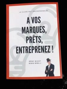 Livre pour devenir entrepreneur