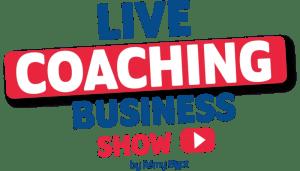 Live coaching business show
