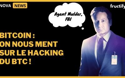 Le Bitcoin, réputé inviolable, a-t-il été hacké ?