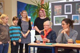 Montessori Grundschule Hangelsberg_Vorlesetag 2015_7