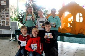 Montessori Grundschule Hangelsberg_Eine kleine vorweihnachtliche Überraschung..._Dezember 2017_10