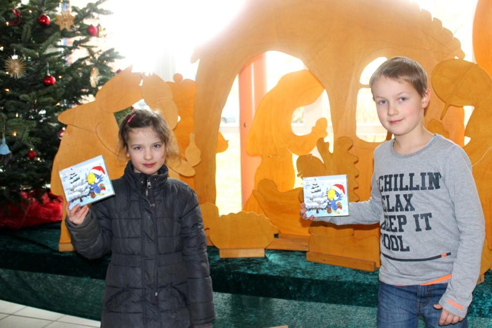 Montessori Grundschule Hangelsberg_Eine kleine vorweihnachtliche Überraschung..._Dezember 2017_6