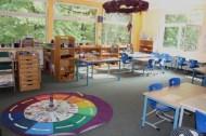 Rundgang durch den Lerngruppenraum Violett