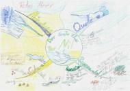 Montessori Grundschule KW_Mind Map_Der Nil_2017_2