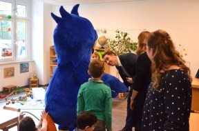 Montessori Grundschule KW_Eröffnung der Eltern-Kind-Gruppe Königs Wusterhausen_11