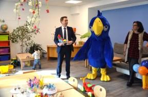Montessori Grundschule KW_Eröffnung der Eltern-Kind-Gruppe Königs Wusterhausen_17