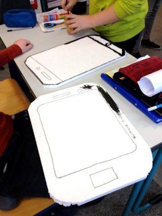 Montessori Grundschule Königs Wusterhausen_Projekt Cybermobbing_Stop bullying_2019_1