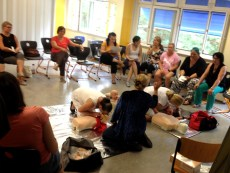 Montessori Grundschule Königs Wusterhausen_Erste-Hilfe-Schulung_Juli 2019_3