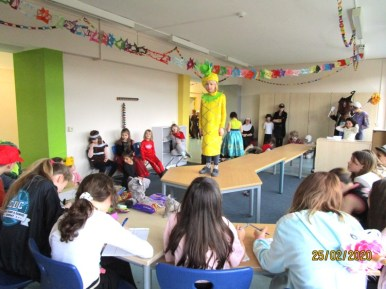 Montessori Grundschule Königs Wusterhausen_Helau und Alaaf_Fasching 2020_6