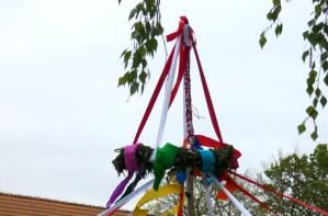 Montessori Kinderhaus Hangelsberg_Maibaumfest 2019_2