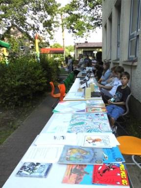 Montessori Oberschule Hangelsberg_INISEK I_MOH Zukunftswerkstatt_Werkstattabend_Juli 2017_SJ 2016-17_5