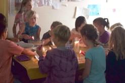 Kerzen ziehen