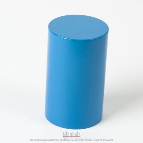 Solides Gomtriques Cylindre Montessori Spirit