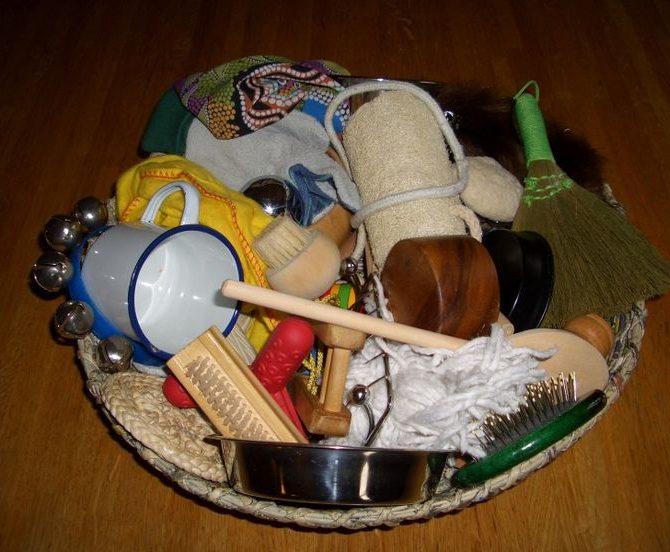 Treasure Baskets & Heuristic Play