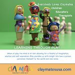 The Wide-open World of ClayMates Creating Conversations That Count