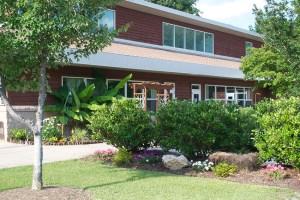 building exterior new school montessori center