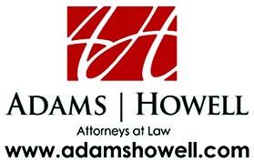 adams howell attorney logo