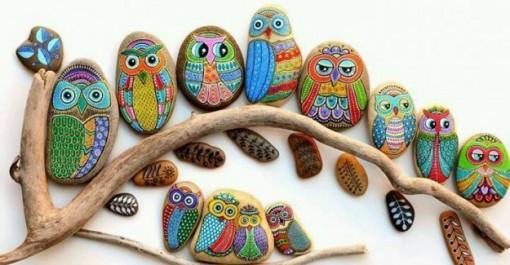 Tas Boyama Montessori Etkinlikleri