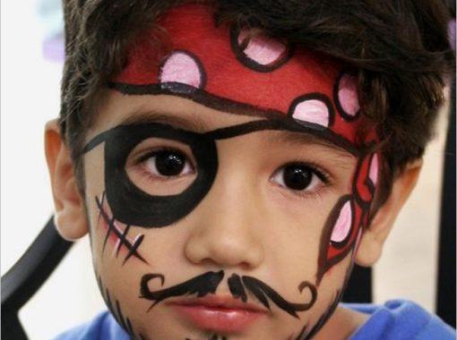 En Güzel Yüz Boyama örnekleri Montessori Etkinlikleri