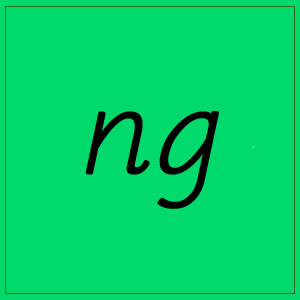 ng – sounds