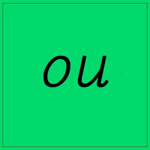 ou – sounds