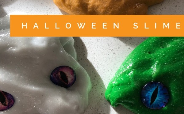 Halloween Slime – UK recipe