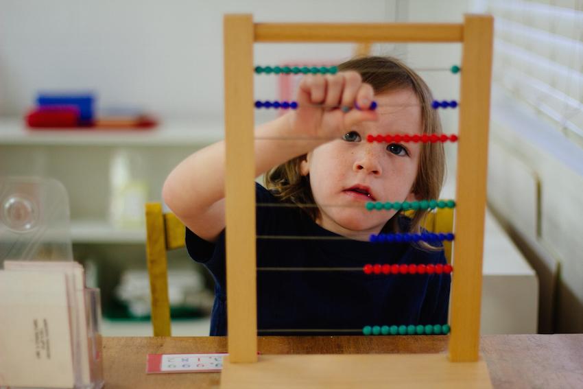 Montessori Tampa Math