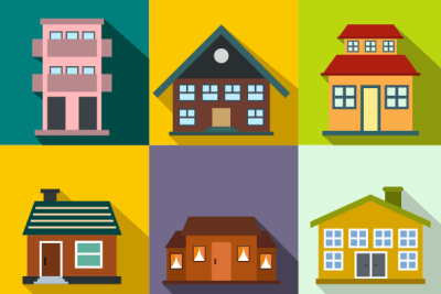 A look at different houses