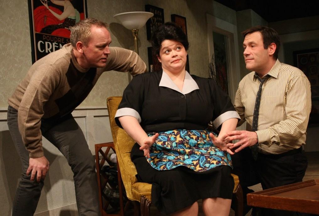 Robert, Bertha, and Bernard