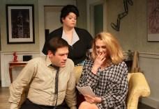 Bernard, Bertha, and Janet