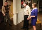 Robert, Bernard, and Jacqueline