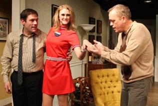 Bernard, Janet, and Robert
