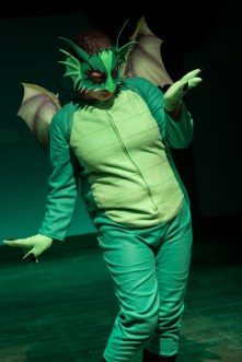 Dragon (Cassandra Redding). Photo Credit Nicole Albee.