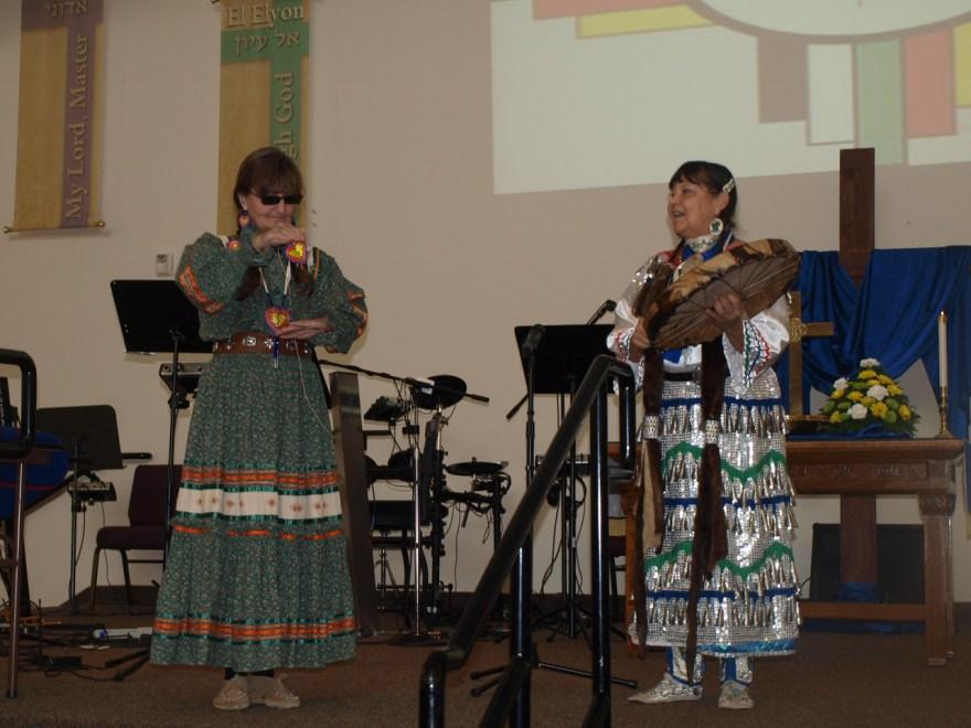 Native American Sunday