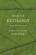 Marx´s Ecology