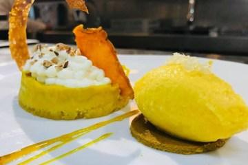 Mon Ti' Boutèy dessert curcuma