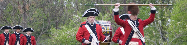 U.S. Army's Old Guard Fife and Drum Corps