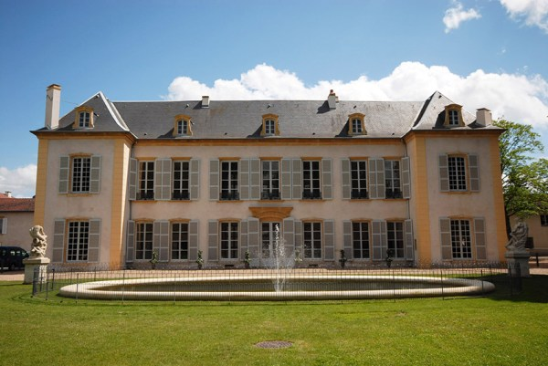 wonderful french chateau review of chateau de courcelles - 850×569