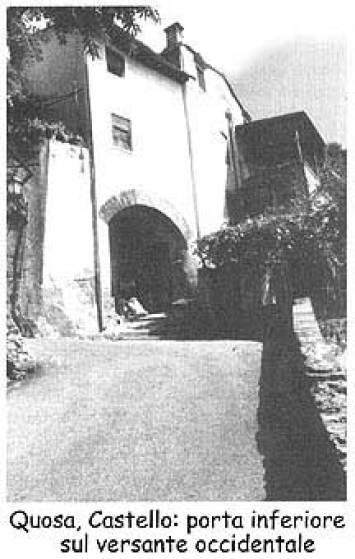 Antica porta del Castello