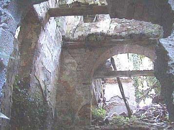 interno ruderi