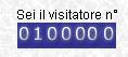 Raggiunto l'obiettivo 10000 accessi