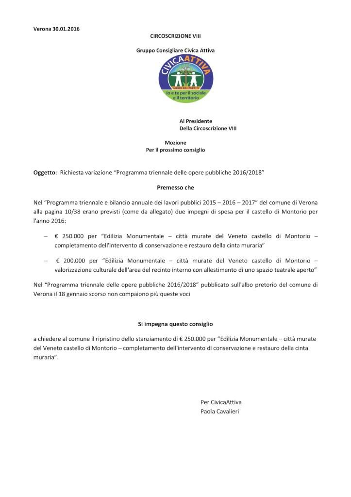 CA Mozione Programma triennale opere pubbliche 1 MZ - Castello di Montorio-01