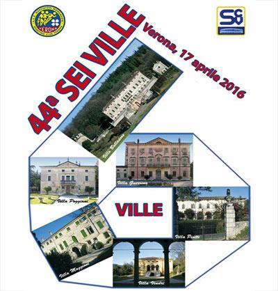 Unione Marciatori Veronesi Calendario.Sei Ville 2016 Marcia Podistica Non Competitiva Www
