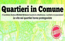 Quartieri in Comune - Bertucco a Montorio @ Sala Giovanni Paolo II | Montorio | Veneto | Italia