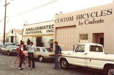 Jonathan Boyer, Mario Confente e Jim Cunningham